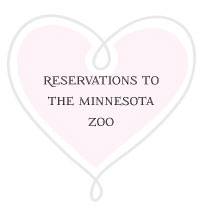 Reservations at Minnesota Zoo